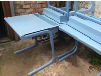 11x retro style desks