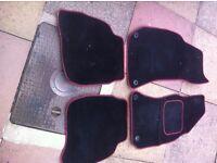 vw passat vr5 floor mats set of