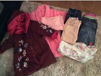 Girls clothes age 2 yr to 8 yrs bundles available