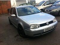 £1,895 | Volkswagen Golf 1.9 TDI GTI 5dr FULL-HISTORY-CAMBELT DON 91942
