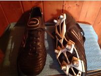 Mitre rugby boots