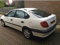 Toyota Avensis, 1998, 1.6L, FOR SALE