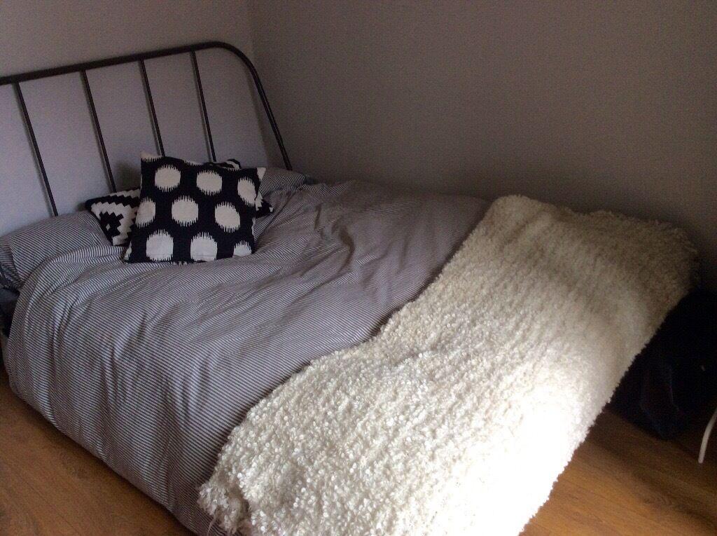 ikea double kopardal bed in stoke newington london. Black Bedroom Furniture Sets. Home Design Ideas