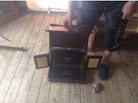 Captains cognac chest Remy Martin