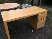 Ikea desk, used but in very good condition