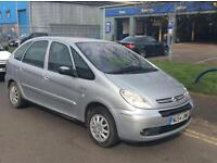 2005 CITROEN PICASSO 1.6 HDi 5DR P/X TO CLEAR