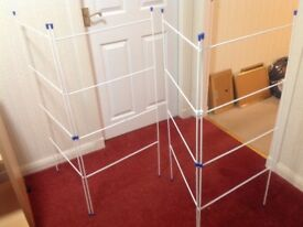 Indoor clothes dryer/airer