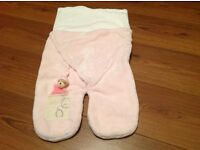 BRAND NEW KALOO CAR SEAT COSY TOES