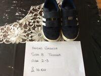 2-3 y Adidas gazelle shoes