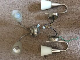 Wall lights free of charge