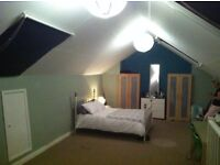 MASSIVE double bedroom available in Tooting Broadway. BILLS ALL INCLUDED. HUGE ROOM. Friendly flat.