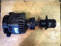 2002 Ford Focus 1.8 TDCi Alternator with Pulley Shaft - Transit / Connect / CMAX