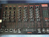 KAM Mobile Pro DJ Mixer immaculate perfect mint condition Only £60