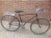 Adults Hy Brid Cycle 7 speed