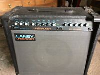 Laney Linebacker Amp