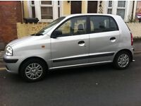 HYUNDAI AMICA, £600 ono, over 5 months MOT, SUPERB RUNNER, GREAT CONDITION FOR AGE