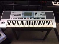 Pre-Loved Korg PA50 Keyboard