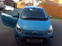 Ford Ka 45,000 miles, VGC through out MOT'D End July Low Tax (£30)