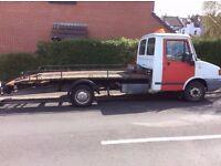 1997 LDV 400 Convoy TD LWB Transporter Recovery Truck