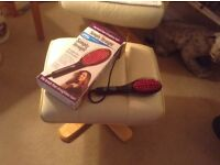 Simply straight hairbrush