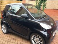 Smart fortwo Passion MHD Mercedes History 36,000miles