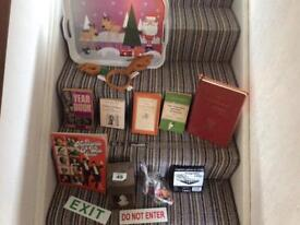 Job Lot box of assorted items two pound the lot