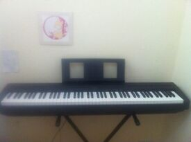 Yamaha p45 digital stage piano for sale perfect condition.