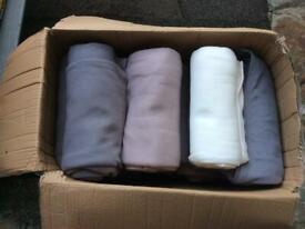Various Fleece Blankets