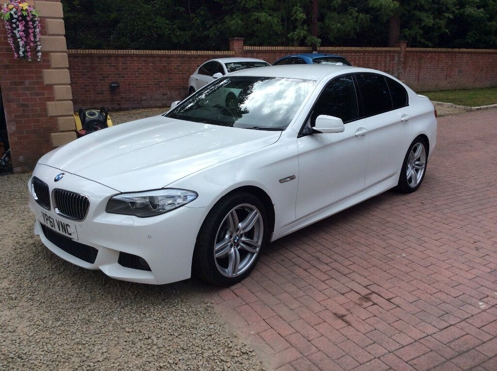 bmw 520d m sport f10 new shape white fully loaded mint 5 series may px in farnworth. Black Bedroom Furniture Sets. Home Design Ideas
