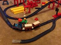 Tomy Thomas and Percy train set plus 2 other sets