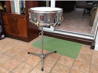 Premier 2000 chrome 1960's snare drum