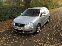 Volkswagen polo diesel , tdi match, vw polo, new cambelt + water pump + full service