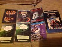 Various audio books
