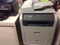 Samsung CLX-6220GX Printer