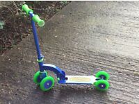 Kids scooter OZBOZZ