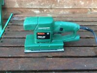 Bosch PSS 24 Orbital Sander with PKP 13E Electric Glue Gun Pistol