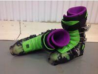 Full Tilt ski boots - size UK 10