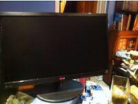2 computer monitor