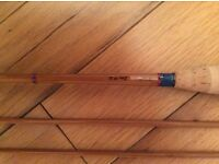 Farlows 150th Anniversary Split Cane Fly Rod ( un-numbered replica ) and original numbered Priest
