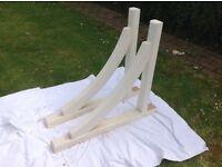 Wooden Canopy Gallows Brackets