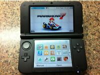 Nintendos 3DS with 6 top games and case + 2 chargers