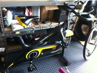 Body Sculpture Exercise Bike Spinning For Sale Excellent Condition