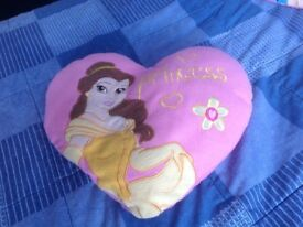 Disney Princess cushions