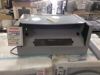 Integrated cooker hood new graded 12 mth gtee £45
