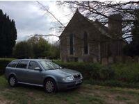 SKODA OCTAVIA DIESEL ESTATE / VW PASSAT FULL MOT* full service history* CHEAP CAR family estate car