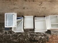 Reduced.....Surplus kitchen units / doors / worktops/cornice
