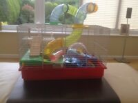 Quality Hamster Cage And Accessories