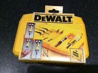 Dewalt DT7612 Flip & Drive Pilot Drilling & Screwdriving Set (BRAND NEW)