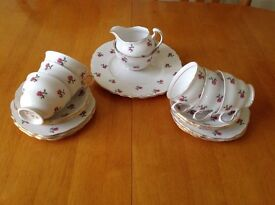 Colclough Bone China Rea Set.