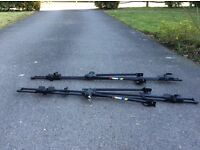 Thule Bike Racks - 2 available - quick sale needed